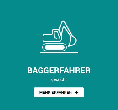 Bernshausen Bau Baggerfahrer gesucht