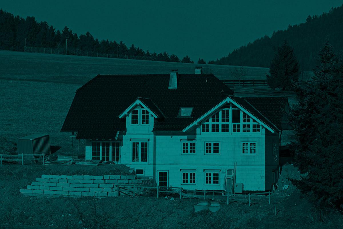 Bernshausen Bau Innen- und Außenputz